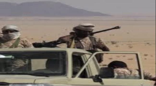 القوات الجنوبية تستهدف طقما ومقتل (6) وإصابة (4) إرهابيين ب#شبـوة