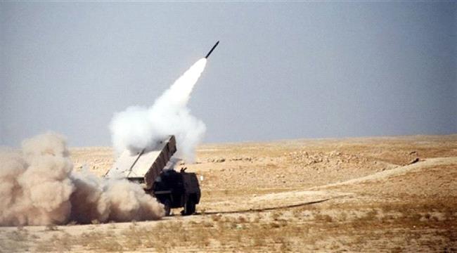 التحالف: صاروخ بالستي أطلقه #الحـوثيون من عمران يسقط في #صعـدة